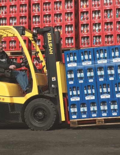 Carretillas Frontales Diesel y GLP HYSTER KARBAR Publi 3